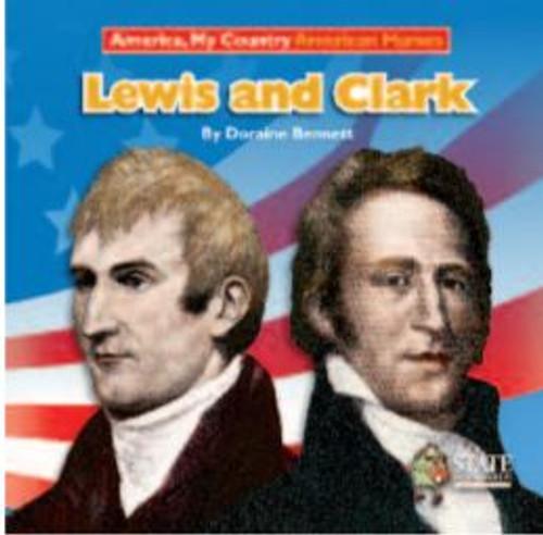 Lewis and Clark by Doraine Bennett