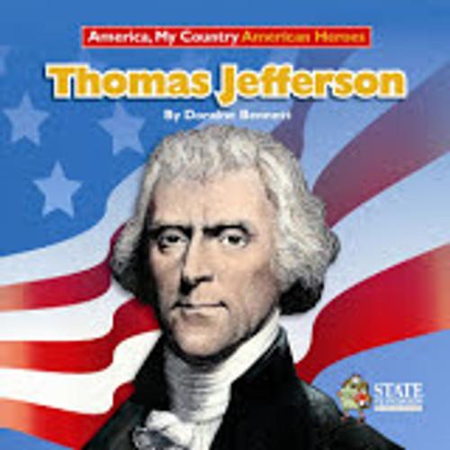 Thomas Jefferson by Doraine Bennett