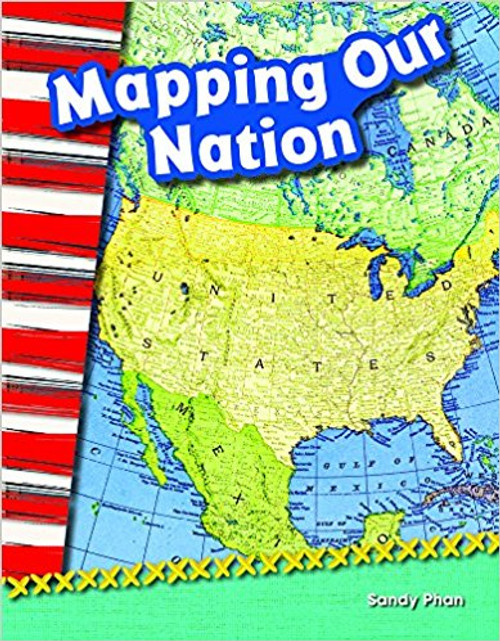 Mapping Our Nation by Sandy Phan
