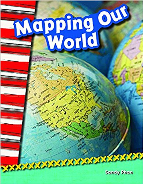 Mapping Our World by Sandy Phan
