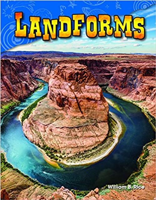 Landforms by William B Rice