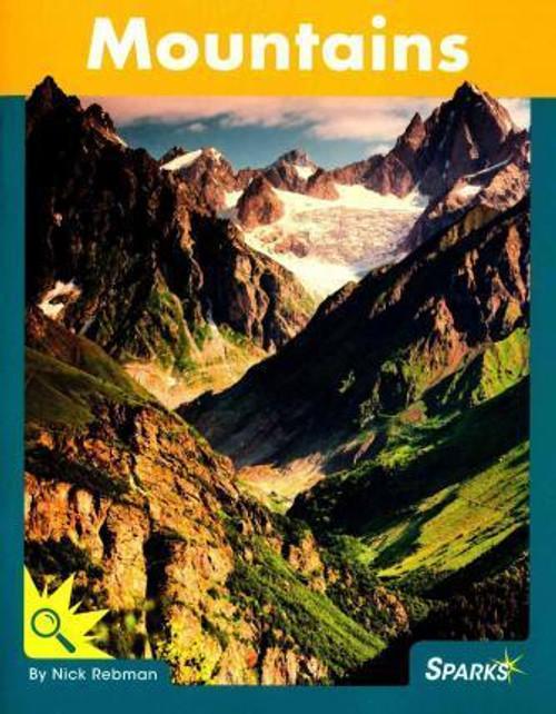 Mountains by Nick Rebman