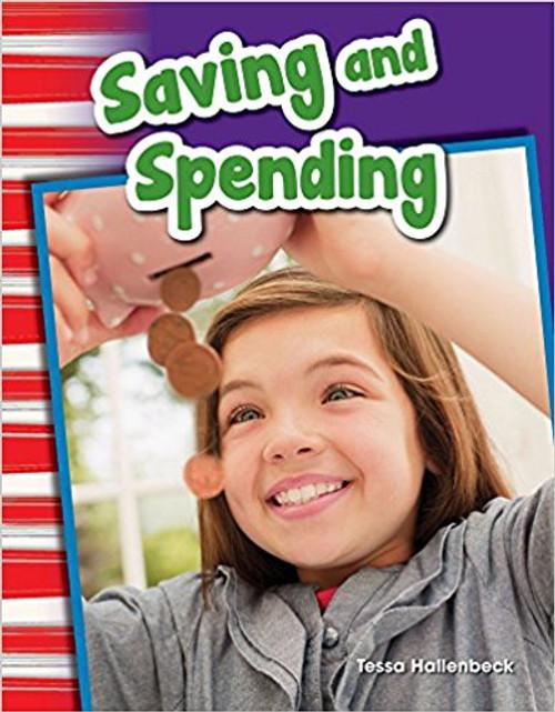 Saving and Spending by Tessa Hallenbeck