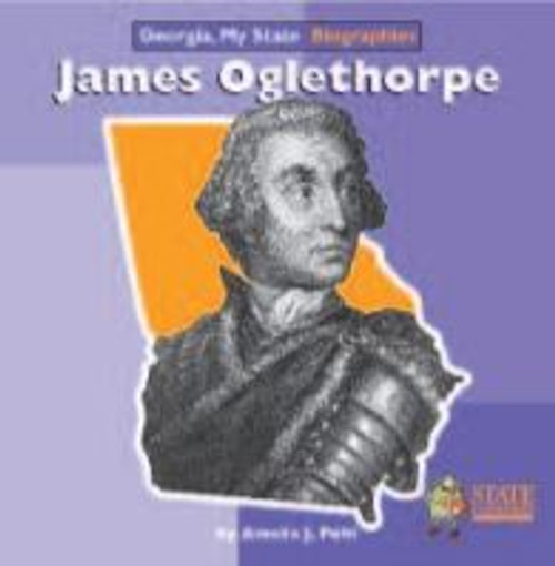 James Oglethorpe by Amelia E Pohl