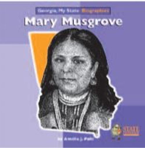 Mary Musgrove by Amelia Pohl