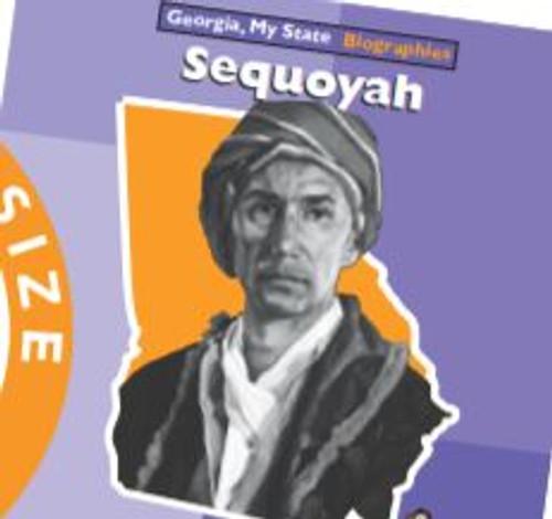 Sequoyah by Doraine Bennett