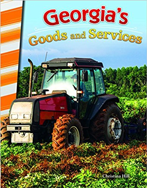 Georgia's Goods and Services by Christina Hill