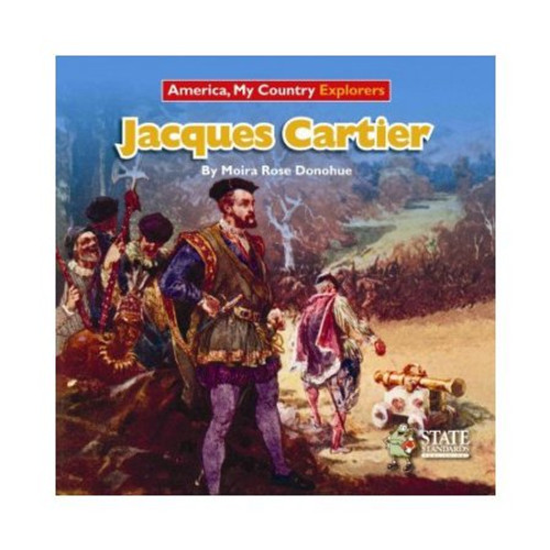 Jacques Cartier by Moira Rose Donahue