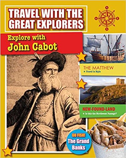 Explore with John Cabot by Cynthia O Brien