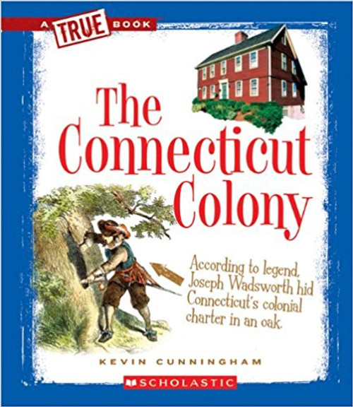 The Connecticut Colony by Kevin Cuningham