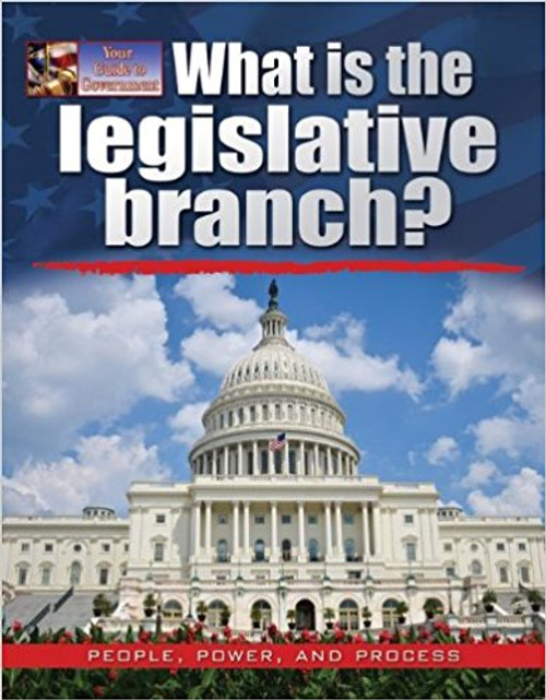 What is the legislative branch? by James Bow