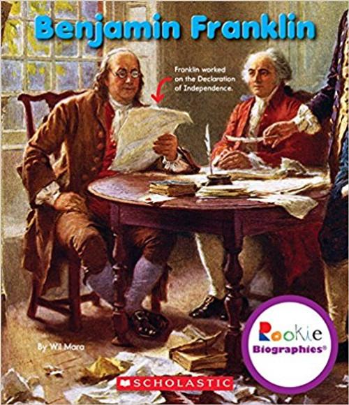 Benjamin Franklin by Wil Mara