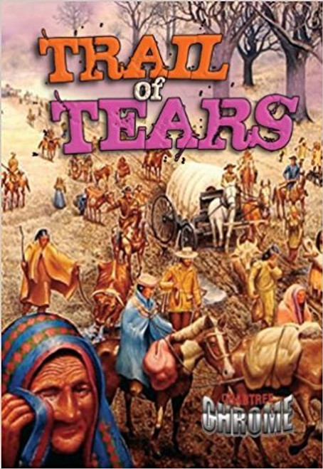 Trail of Tears by Lynn Peppas