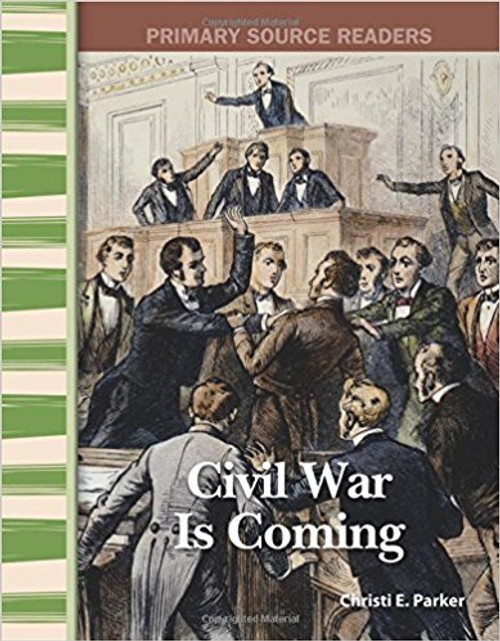 Civil War Is Coming by Christi E Parker
