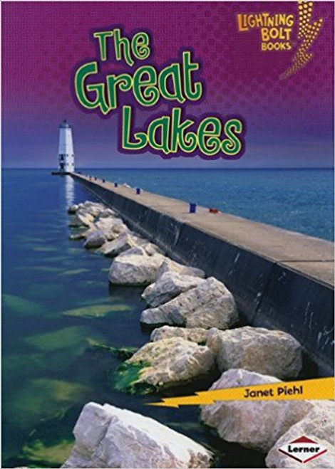 The Great Lakes by Janet Piehl