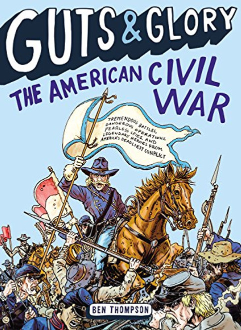 <p>From courageous cavalry rides deep into enemy territory to harrowing covert missions undertaken by spies and soldiers, the events of the American Civil War were filled with daring figures and amazing feats. This exhilarating overview covers the biggest battles as well as captivating lesser-known moments to entertain kids with unbelievable (and totally true) tales of one of America's most fascinating conflicts.</p>