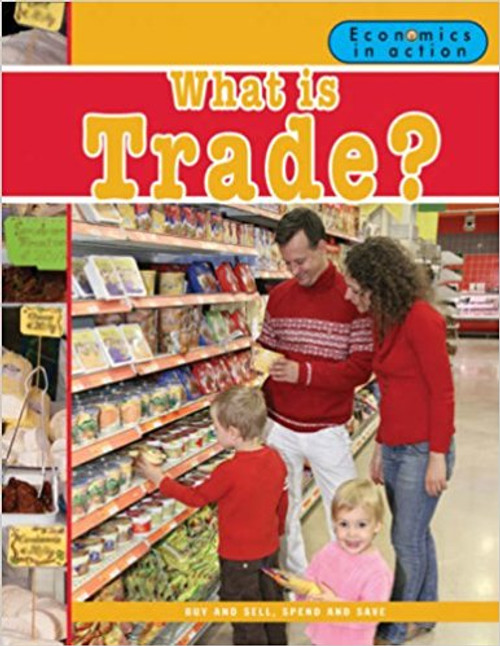 What is Trade? by Carolyn Andrews
