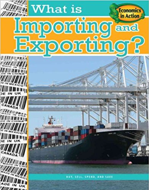 What is Importing and Exporting? by Carolyn Andrews