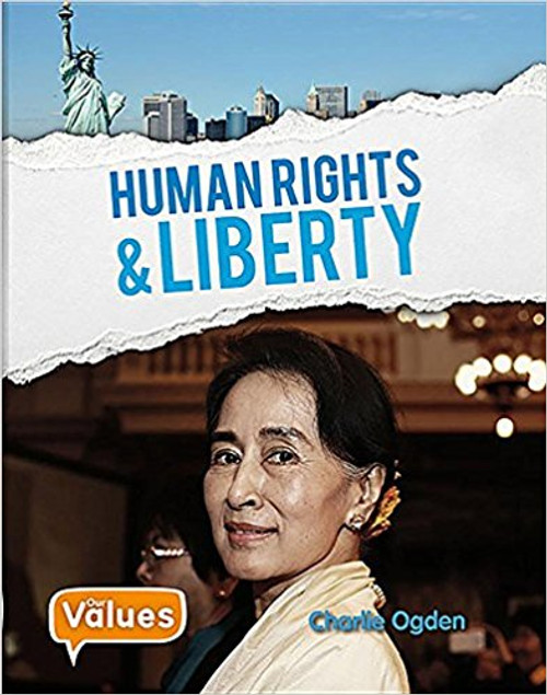 Human Rights & Liberty by Charlie Ogden