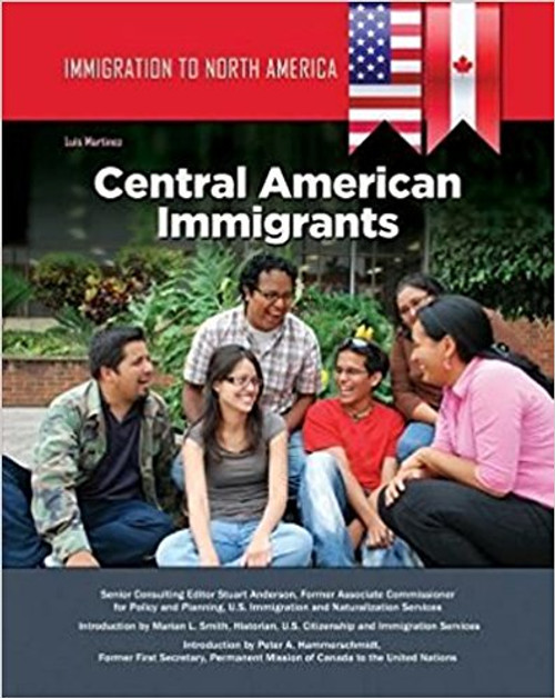Central American Immigrants by Luis Martinex