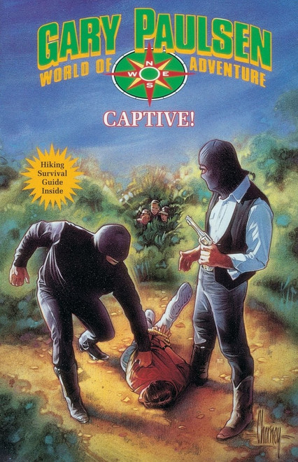 <p>Roman Sanchez, still suffering from the death of his father, must use all his skills and knowledge to save himself and the lives of three classmates when they are kidnapped from school and held for ransom.</p>