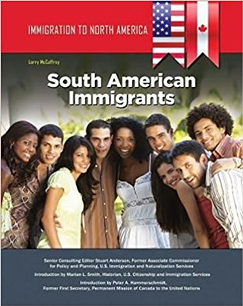 South American Immigrants by Larry McCaffrey
