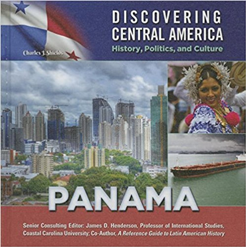 Panama by Charles J Shields