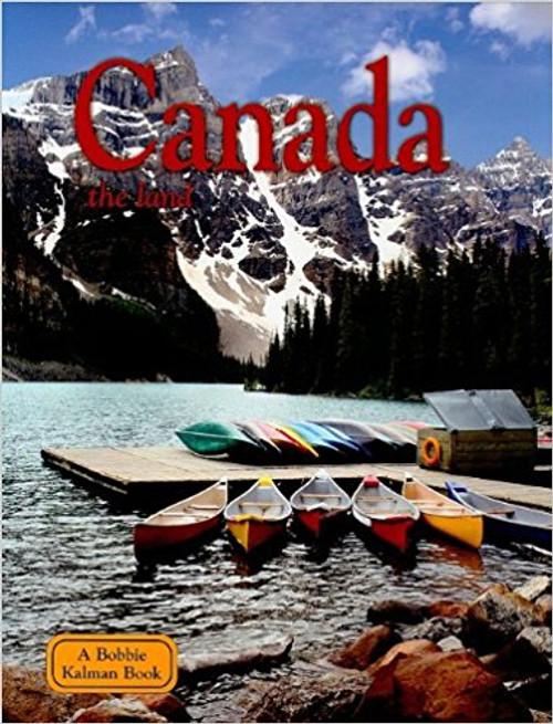 Canada - the land by Bobbie Kalman