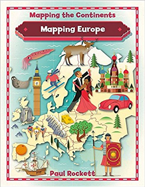 Mapping Europe by Paul Rockett