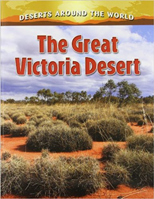 The Great Victoria Desert by Lynn Peppas