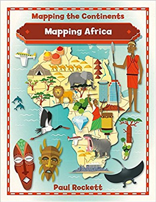 Mapping Africa by Paul Rockett