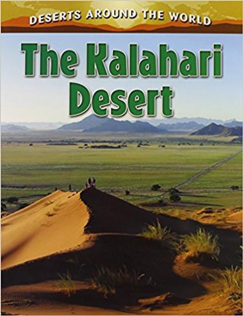 The Kalahari Desert by Molly Aloian