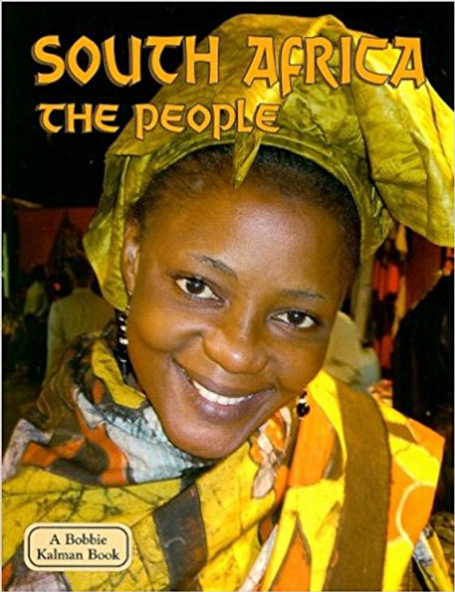 South Africa - the people (revised, ed. 2) by Domini Clark