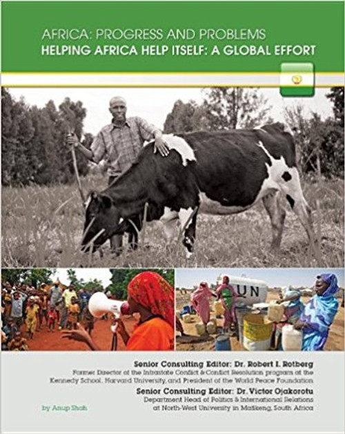 Helping Africa Help Itself: A Global Effort by Anup Shah