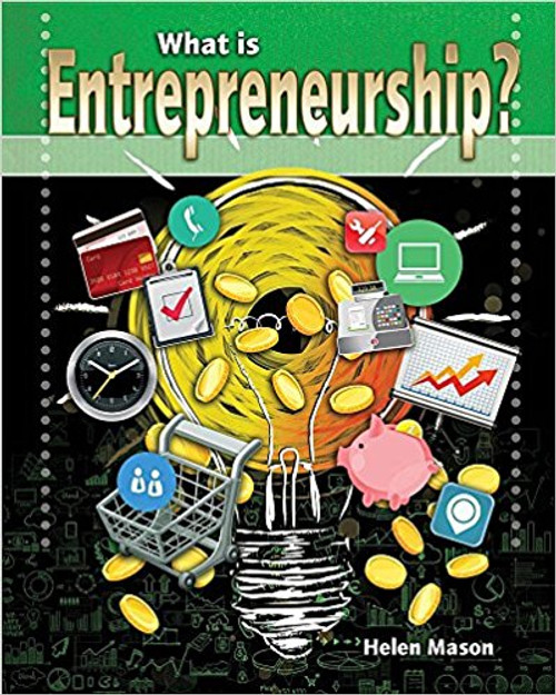 What Is Entrepreneurship by Natalie Hyde