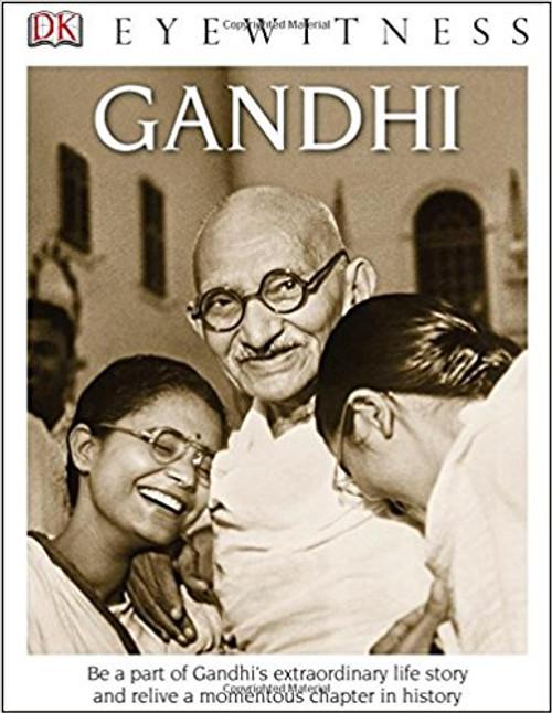 Gandhi by DK Publishing