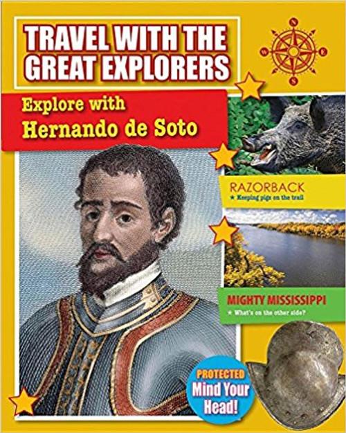 Explore with Hernando de Soto by Rachel Stuckey