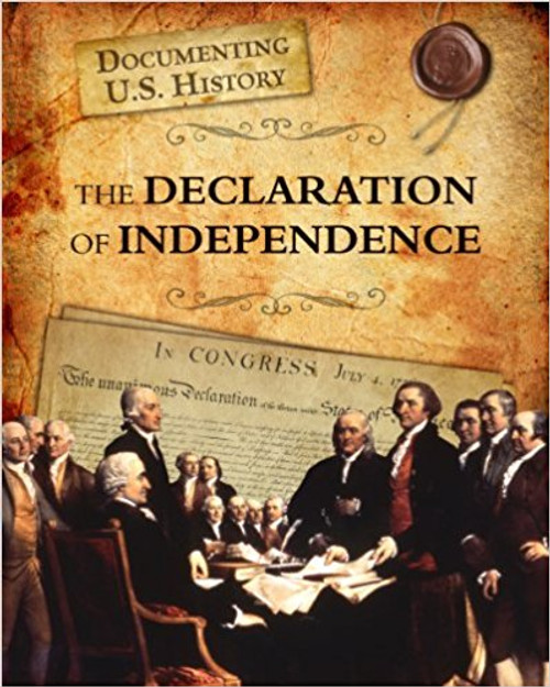 The Declaration of Independence by Elizabeth Raum