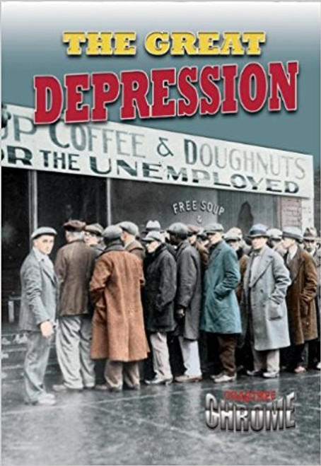 The Great Depression by Robin Johsnon