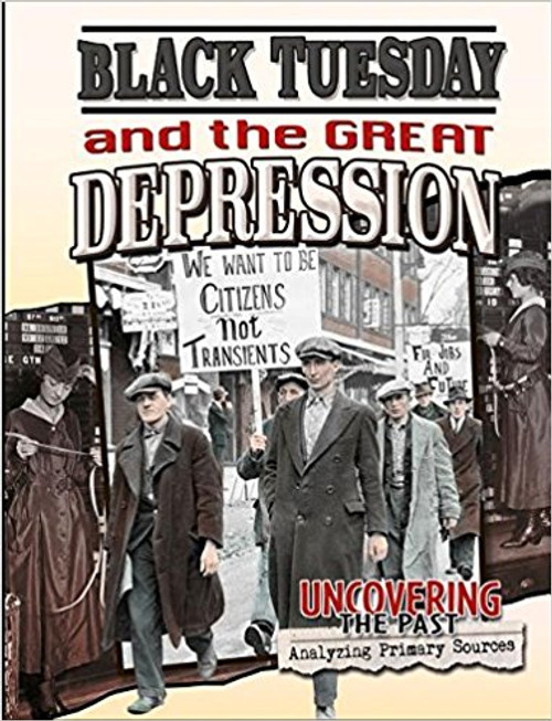 Black Tuesday and the Great Depression by Natalie Hyde
