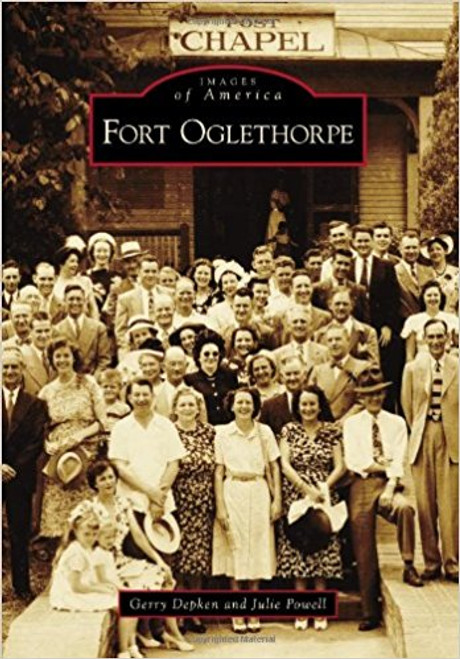 Fort Oglethorpe by Gerry Depken