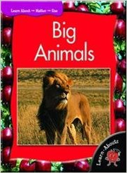 Big Animals (Learnabouts) by Josephine Selwyn