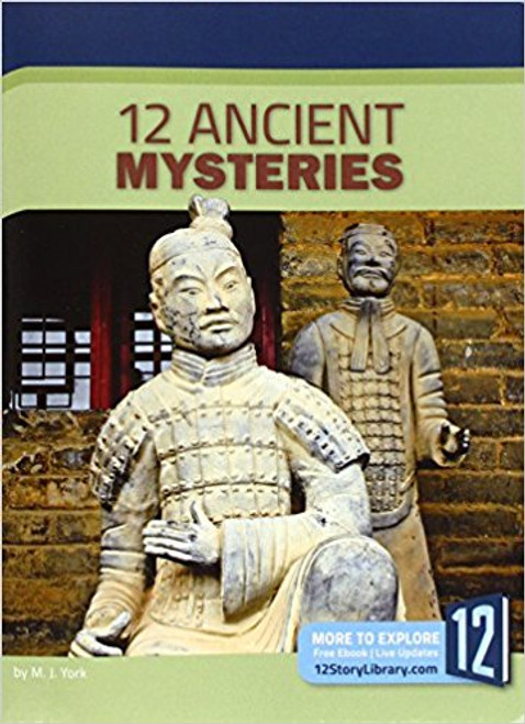 12 Ancient Mysteries by M J York