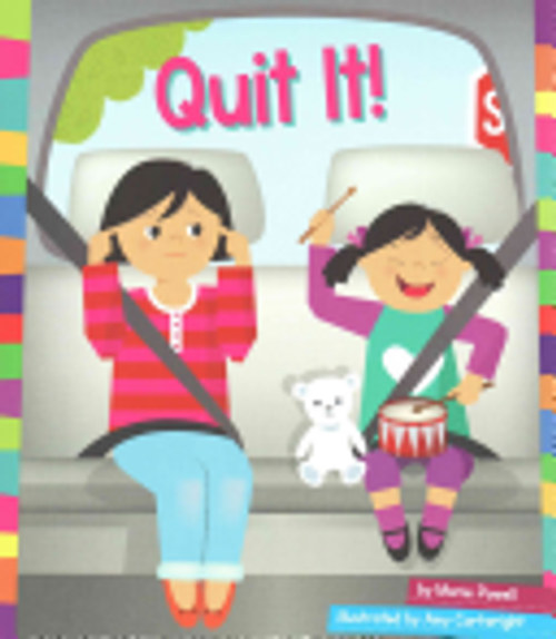 Quit It! (Paperback) by Marie Powell