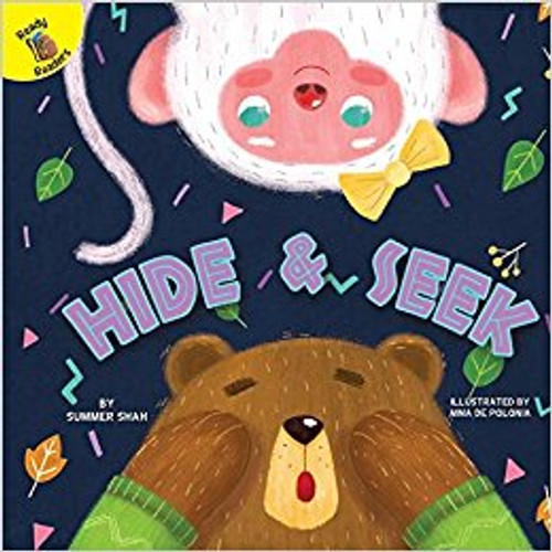 Time to play hide and seek in the playground. Find somewhere to hide before the count hits 10. Where is the best place to hide?