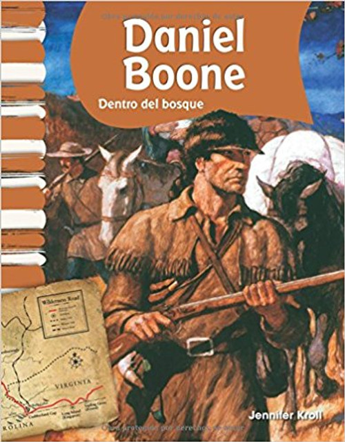 Daniel Boone by Jennifer Kroll