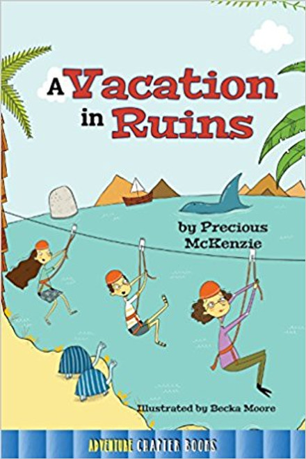 Tomi and Marisol are always up for an adventure, which is a good thing when your parents are traveling scholars. And this time, the twins are taking on Mexico! Marisol and Tomas always seem to stumble into some trouble. This time, Aunt Bernadette is coming along to keep an eye on them while their dad researches the Mayan ruins and she s bringing a whole new set of rules along with her. No junk food. Schoolwork gets done. Yoga in the morning. Groan. The twins aren t sure at first they will survive this trip with their strict, health-food loving aunt. But there s a chance they may not survive it without her. Adventure books with longer, complex sentences, rich vocabulary, and minimal illustrations are perfect for fluent readers. Explores cultures and countries around the world Addresses social issues such as friendships, family, and growing up Extensive back matte