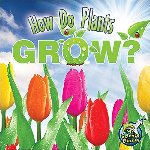 Emergent readers explore basic plants parts and what plants need to grow.