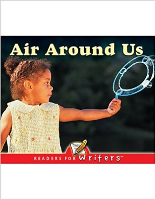 Introduces Young Readers To The Importance Of Air For Breathing, How It Can Move Things, And Its Effect On The Weather.