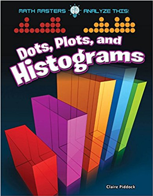 In this fun math concept, Dots, Plots, and Histograms are featured and explained in a way that students can easily digest and understand the material presented.
